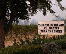 Logran los primeros avances contra los incendios en el norte de California