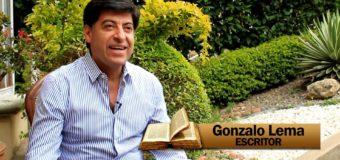 """Gonzalo Lema Presenta su libro """"Que te Vaya Como Mereces"""" en la Feria Internacional del Libro en Miami"""