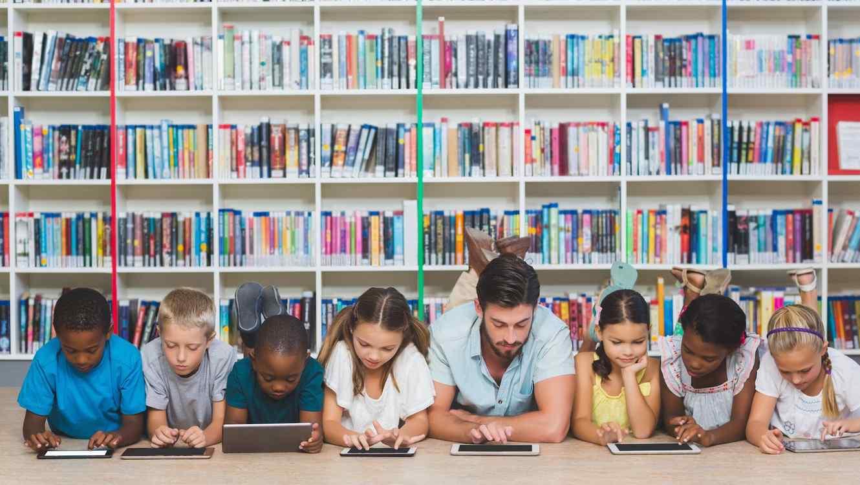 Apps para que los niños de primaria aprendan idiomas