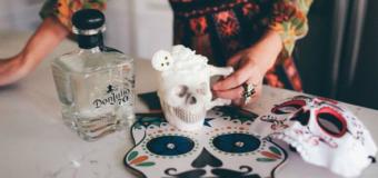 Natalie Suárez Celebra el Día de los Muertos con los Espíritus – En particular el Tequila Don Julio