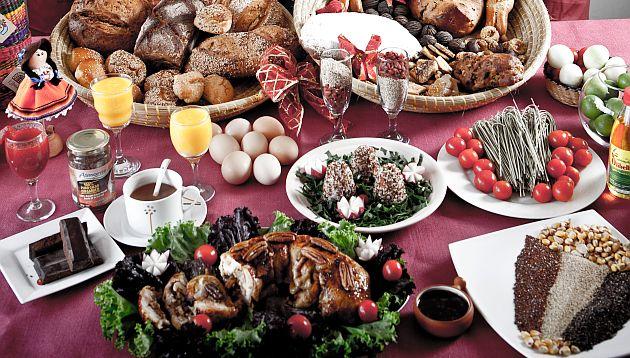 Consejos para evitar la indigestión durante las fiestas navideñas