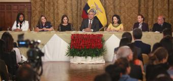 Ecuador ratifica su compromiso con la defensa y promoción de los derechos de las personas con discapacidad