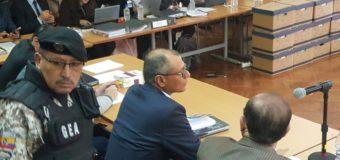 Odebrecht: Fiscalía de Ecuador pide pena de seis años para vicepresidente de la República