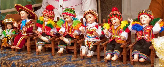 Santurantikuy, fiesta mundial de la Navidad en Cusco, Capital del imperio inca