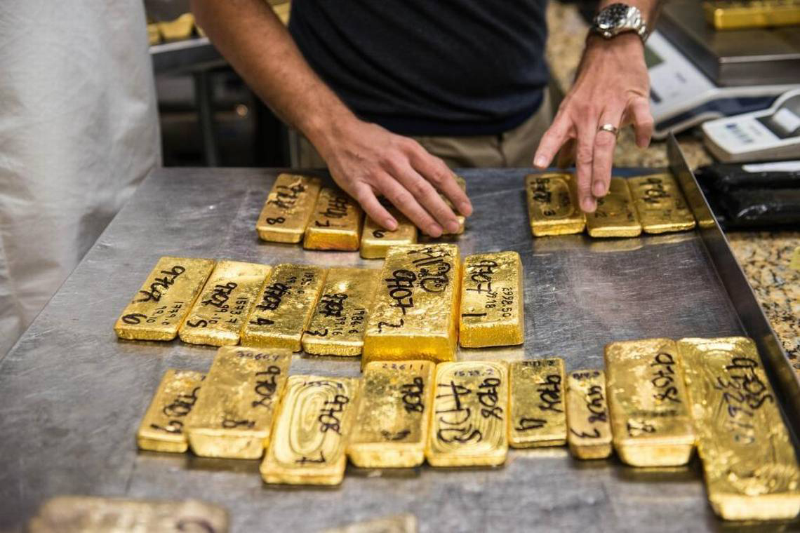 Contrabando ilegal de Oro a Miami produce miles de millones de dólares