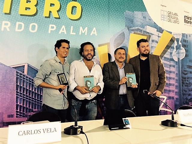 """Crónica de San Gabriel"" novela del escritor peruano Julio Ramón Ribeyro"