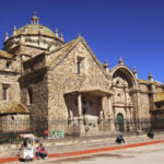 Iglesia Santiago Apóstol en Lampa, donde se encuentra La Piedad (Foto Cortesía Paul Palao)
