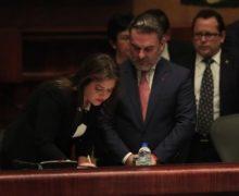 Con 70 votos, Asamblea de Ecuador designa a María Alejandra Vicuña como Vicepresidenta de la República