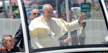 Papa se despide de Chile con un diálogo con las víctimas de dictadura