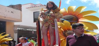 EL CARNAVAL ENCENDIÓ A ECUADOR