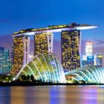 Singapore Marina Bay Sands Carousel