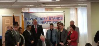 Pou Aplaude  la Orden Ejecutiva del Gobernador Murphy para Ayudar a Puerto Rico
