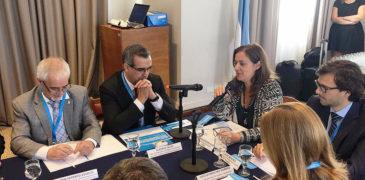 ECUADOR PARTICIPA EN TALLER DE BUENAS PRÁCTICAS EN JUSTICIA JUVENIL QUE SE REALIZA EN ARGENTINA