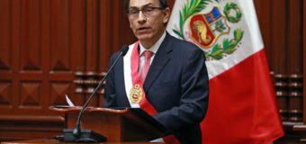 ¿Quién es el nuevo presidente de Perú, Martín Vizcarra?