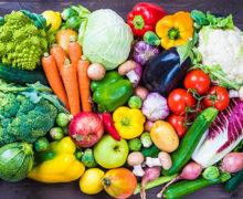 La seguridad de las frutas y verduras