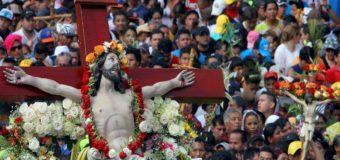 En Ecuador las tradiciones religiosas predominan durante la Semana Santa