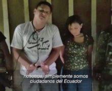 """ECUADOR: DOS NUEVOS SECUESTRADOS POR BANDA DE """"GUACHO"""""""