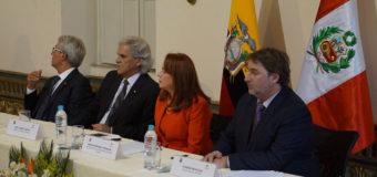 Ecuador devolvió a Perú 16 piezas arqueológicas y presentó Manual para la Repatriación de Bienes Culturales Patrimoniales