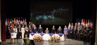 PODERES JUDICIALES DE 23 PAÍSES IBEROAMERICANOS  SE REÚNEN EN QUITO