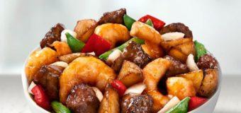 Panda Express presenta su Filete de Lomo Angus Premium y Camarones al Vapor como nuevas opciones en su menú Wok-Smart
