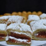 Los ricos pastelillos de guayaba