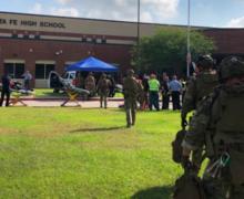Lo que se sabe de Dimitrios Pagourtzis, el supuesto responsable del tiroteo en una secundaria en Texas que dejó 10 muertos