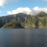 Hermosas lagunas son parte del paisaje ecuatoriano..
