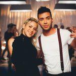 Prince Royce junto a Shakira