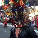 Hasta seis meses se demoran los artesanos en la elaboración de estas máscaras artísticas