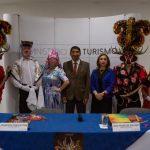 Las autoridades invitan a ser parte de la Diablada de Píllaro a los turistas nacionales y extranjeros