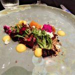 Australia Captaon's Dinner baby beet salad
